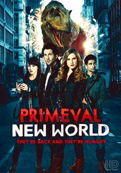 """PRİMEVAL , NEW WORLD heißt der kanadische Ableger der erfolgreichen britischen Serie """"Primeval"""" . Wer Spaß bei der großen Bruder Serie hatte ... Die ganze Rezension gibts im AGM - Magazin No. 12 und alle Infos zum Heft auf www.agm-magazin.de"""