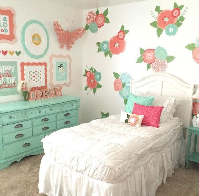 Chic White Kiddos Room In 2019 Fairytale Bedroom Room Girls