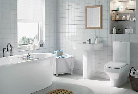 Hbo149180 Pure Bathroom Suite Bathroom Suite Homebase Bathrooms Quirky Bathroom