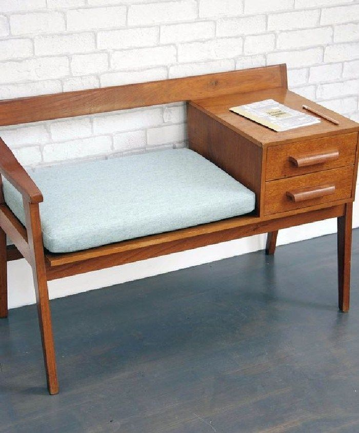 Vintage Furniture Cheap: Best Awesome Vintage Telephone Table Designs (8 In 2019