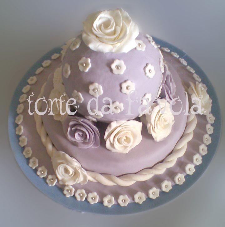 torte da favola: La mia prima torta decorata