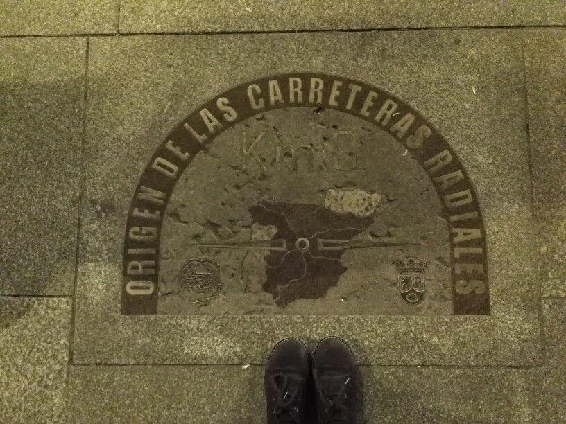 KM 0 Madrid