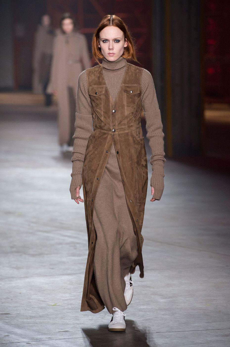 Diesel Black Gold at Milan Fashion Week Fall 2017 - Livingly