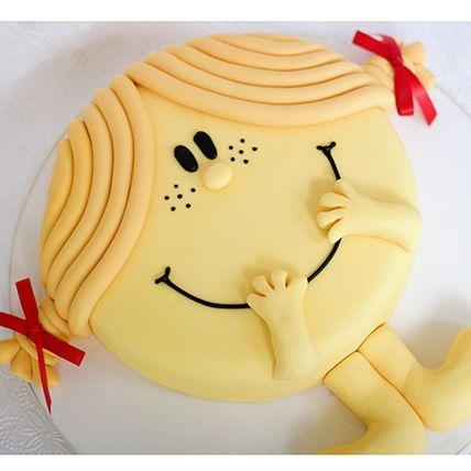 Little Miss Sunshine Cake FolkArt Paint Pinterest Sunshine - Little miss birthday cake