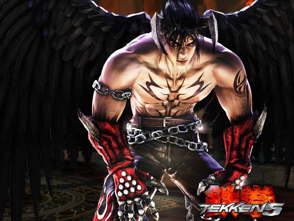 Tekken Characters Tekken 5 Characters 1280x1024