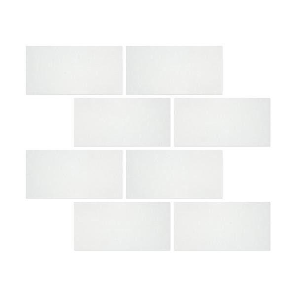 12 X 24 Thassos White Marble Honed Field Tile White Marble White Marble Tiles Thassos
