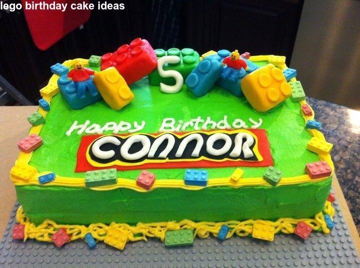 Birthday Cake Ideas Lego ~ Image result for lego birthday cakes cakes