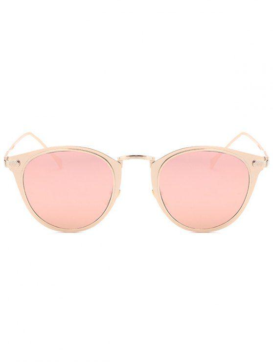 2a66aadd0e De metal del ojo de gato gafas de sol espejadas | ☆ Lentes | Gafas ...