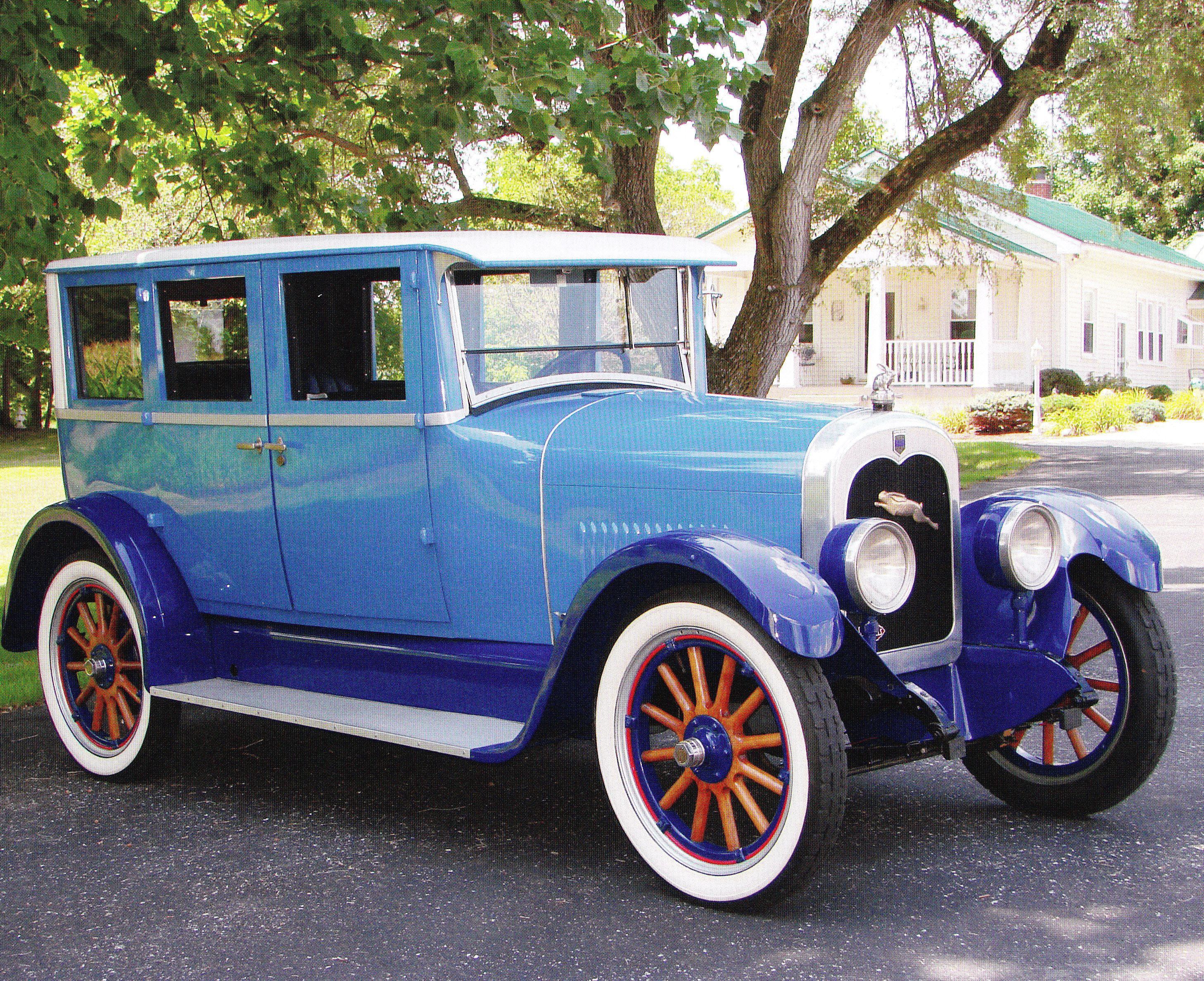 1923 Apperson Jackrabbit - (Apperson Automobile Co. Kokomo, Indiana ...