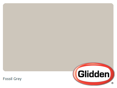 Fossil Grey Paint Color