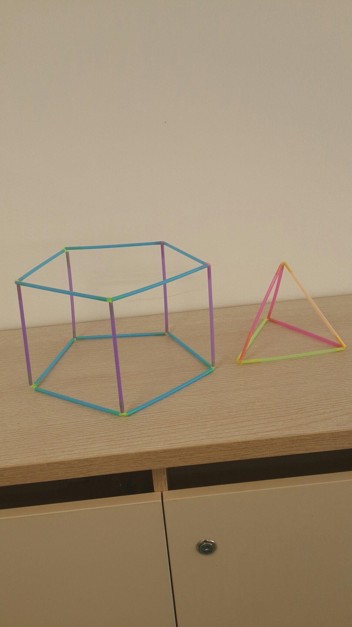 Pin by Rinat baor רינת באור on Geometric entities גופים