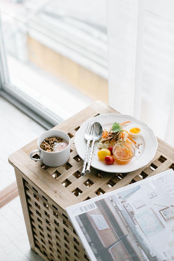 Breakfast In Bed. on Behance