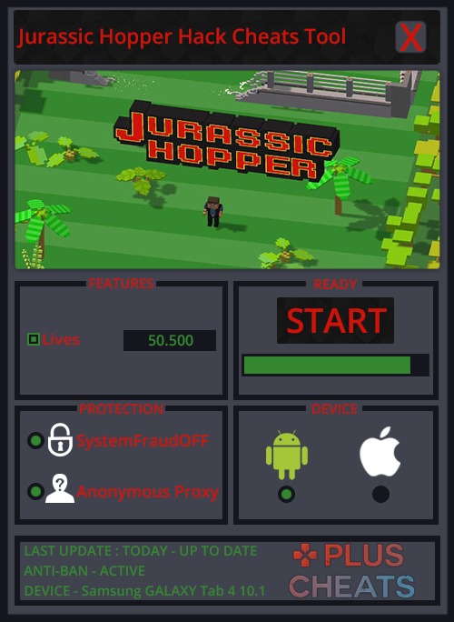 JURASSIC HOPPER HACK CHEATS ADD UNLIMITED LIVES Hello there and welcome! Let me …