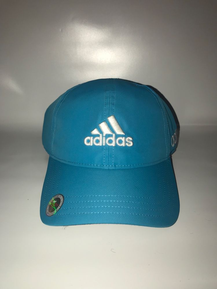 d8db737744b NWT Adidas Adizero womens golf hat in solar blue white 100% polyester   fashion  clothing  shoes  accessories  womensaccessories  hats (ebay link)