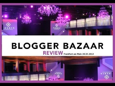 Blogger Bazaar Review Vlog Fashion