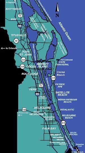 What To Do On Florida S Space Coast Florida East Coast Florida