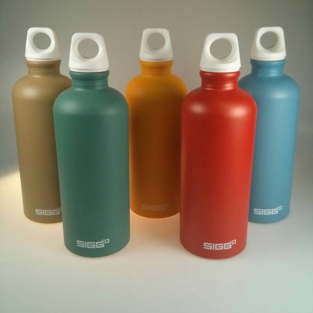 Earth Wood Fire Metal And Water The Sigg Elements Collection
