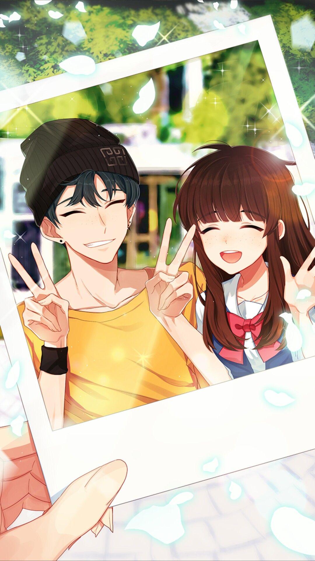 Pin oleh ʷᵃⁿ² di Anime's di 2020 Pasangan animasi