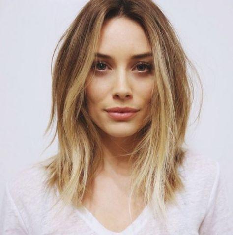 Mehr Fulle Bitte Die Besten Frisuren Fur Dunnes Haar Frisur