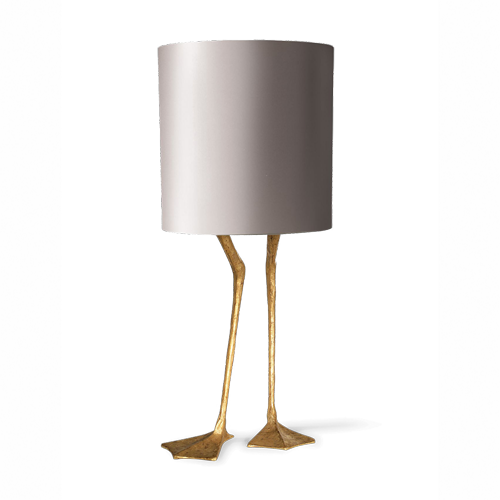 Porta Romana & Claridges | Metal lamp, Gold lamp, Lamp