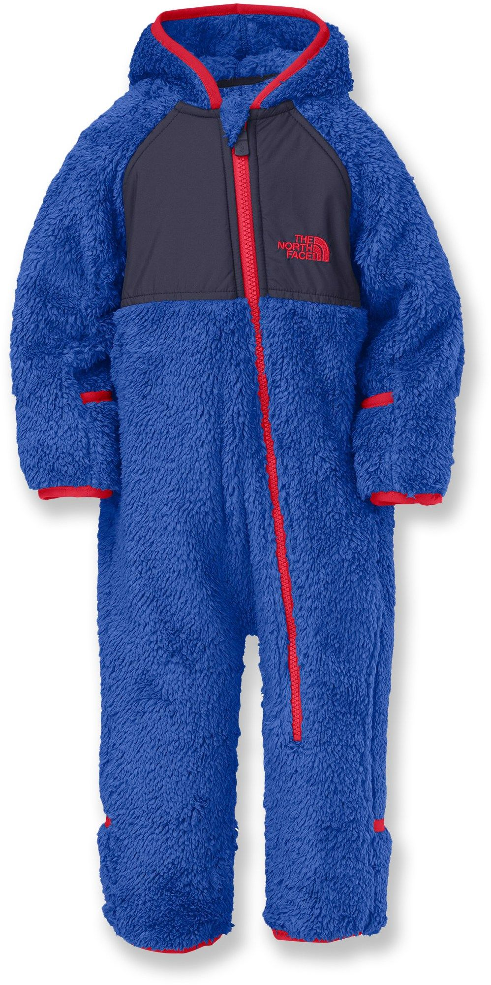 d8b6da16a26 The North Face Plushee Fleece Bunting - Infants  - Free Shipping at  REI.com.  70. blue or beige