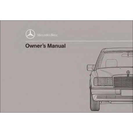 mercedes benz 300 ce manual owner s manual w124 pinterest rh pinterest com mercedes benz owners manuals free mercedes benz owners manual download