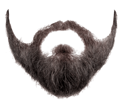 Full Face Beard Transparent Background Transparent Images In 2019