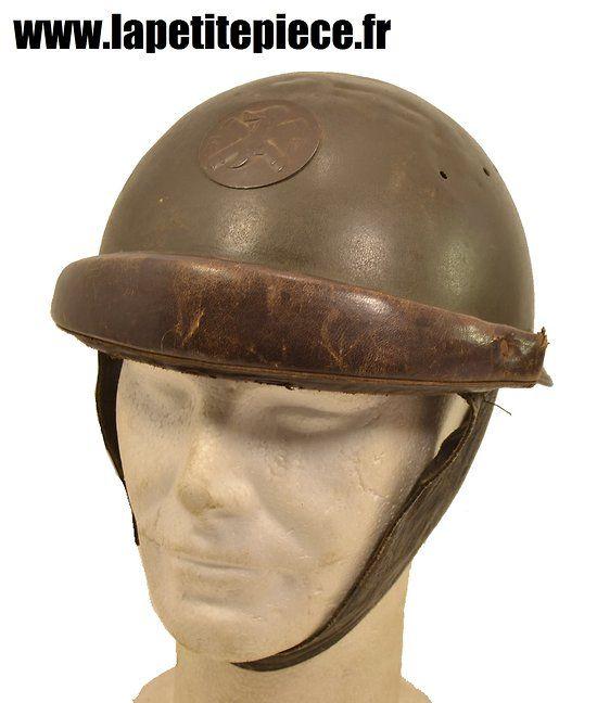 Casque de pilote de char modle 193537 1935 37 arme franaise casque de pilote de char modle 193537 1935 37 arme franaise deuxime guerre mondiale altavistaventures Choice Image