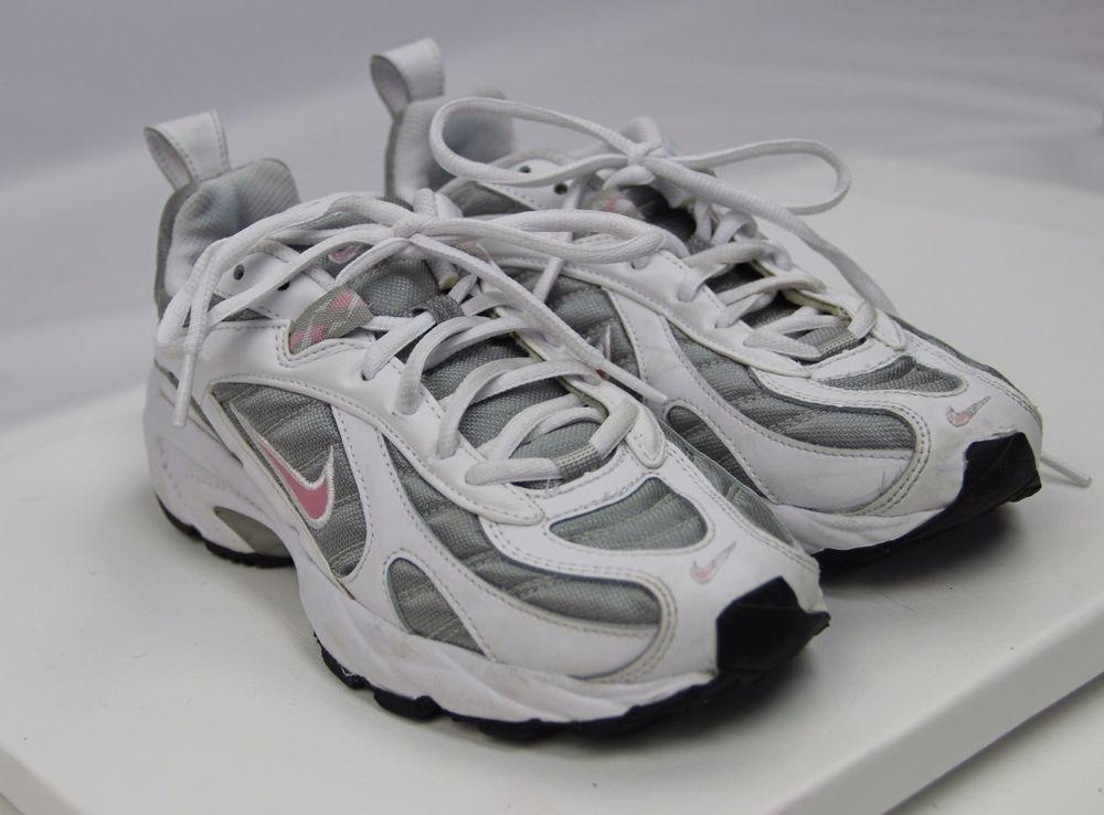 c85ffa5de9d5 Nike Xccelerator TR Womens Size 7.5 White Gray Running Athletic Sneakers  Shoes  Nike  RunningCrossTraining
