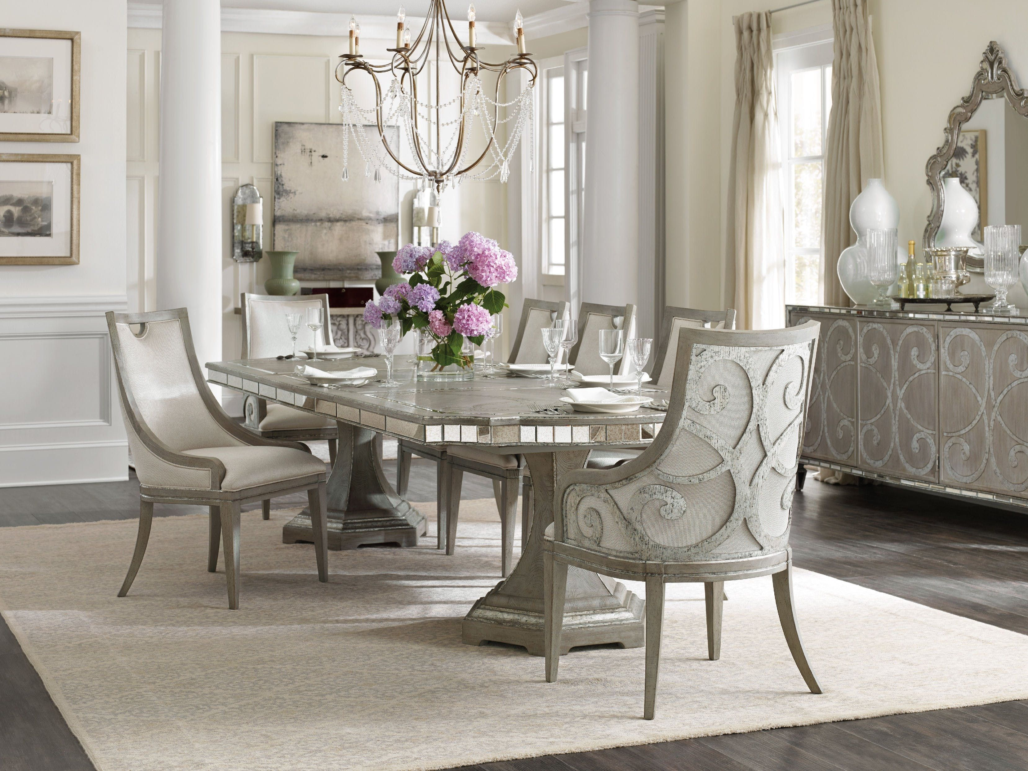 Shop For Hooker Furniture Sanctuary Rectangle Dining Table Leaves And Other Room Tables At Exotic Home Coastal Outlet In Virginia Beach