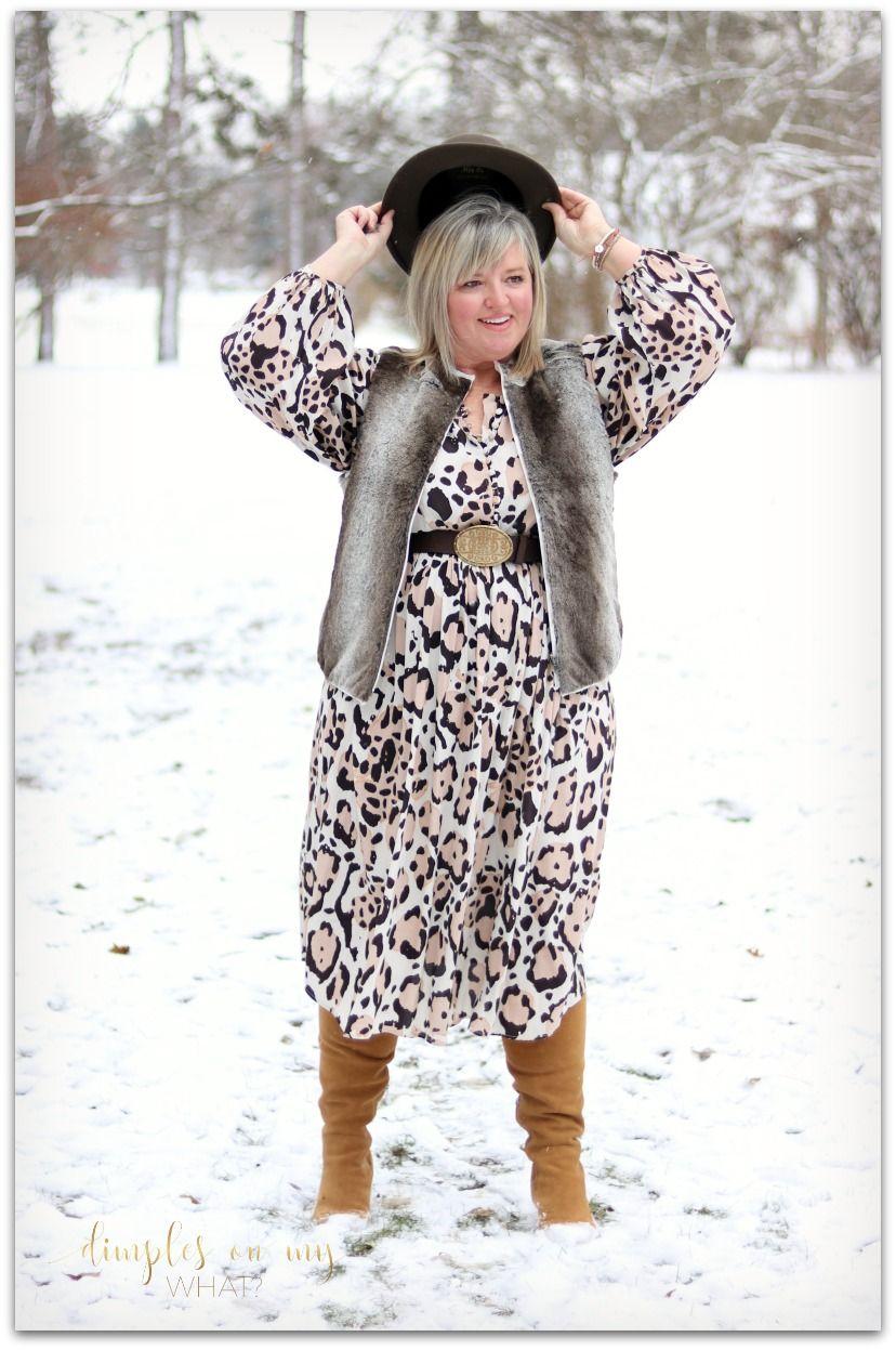 2ab41e31b2a Faux Fur   Leopard Print - Ageless Fashion Gets Wild