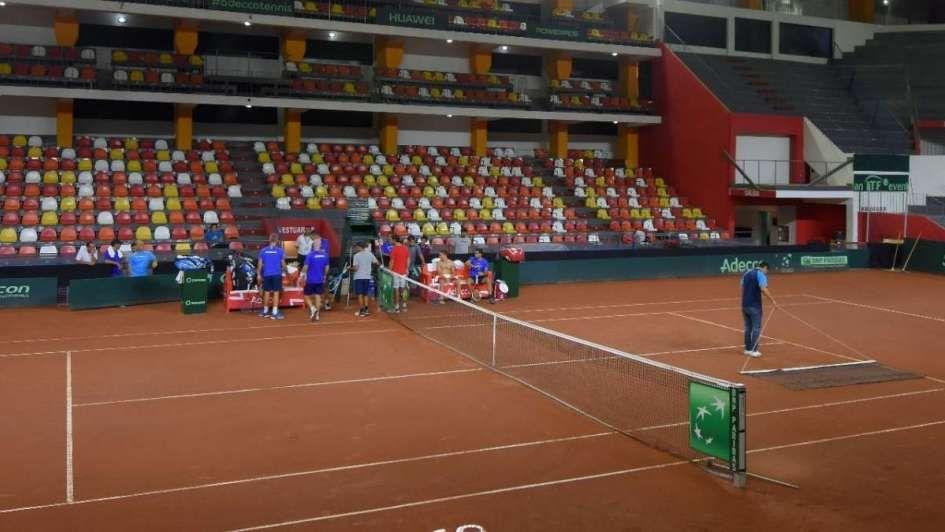 Copa Davis así se define la serie que igualan Argentina y Chile