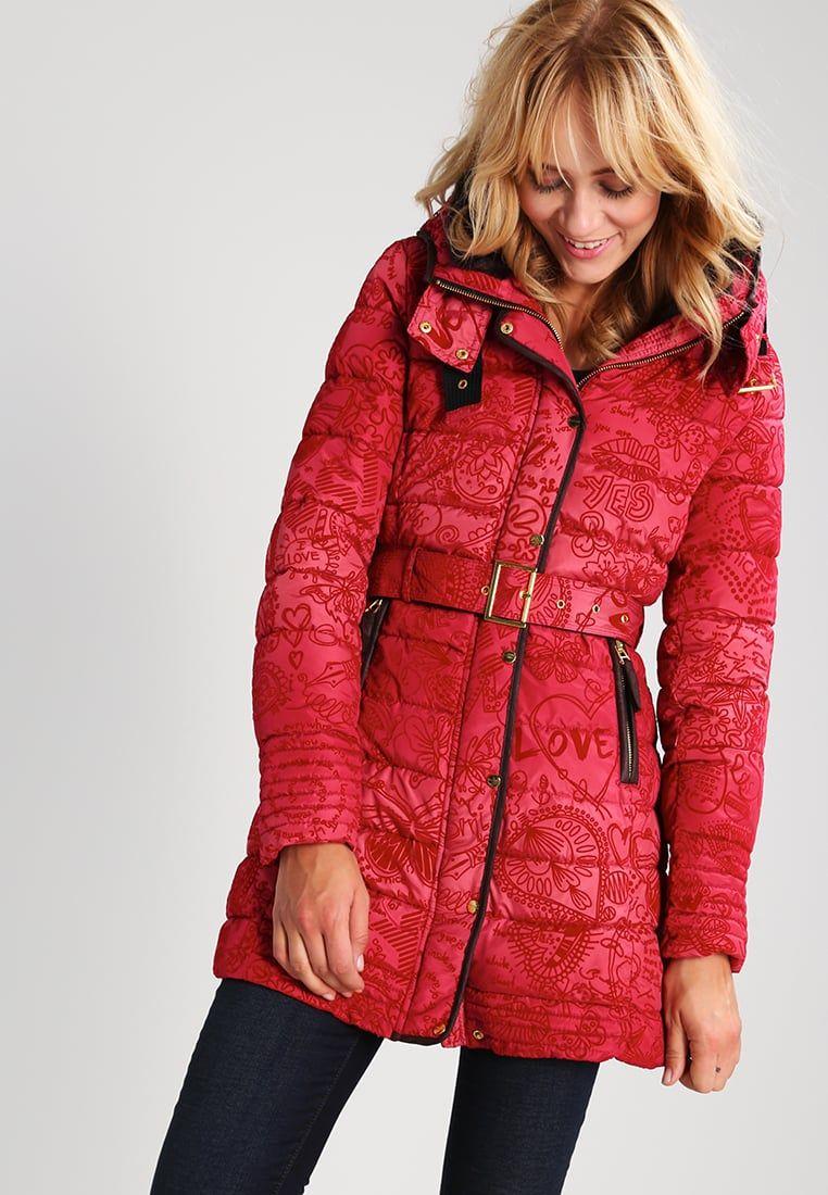 Women S Desigual Quiriaco Winter Coat Borgoa Winter Jackets Winter Coat Clothes [ 1100 x 762 Pixel ]