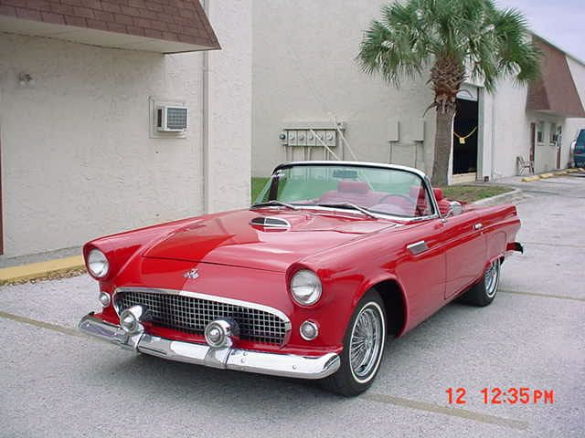 1955 Ford T Bird