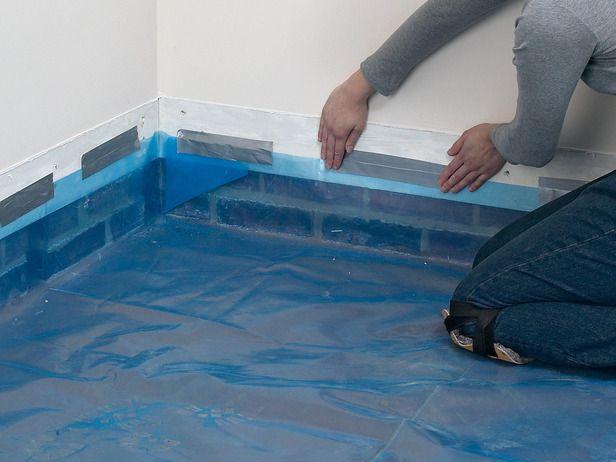 Couler un plancher béton isolé u2013 isolation dalle beton
