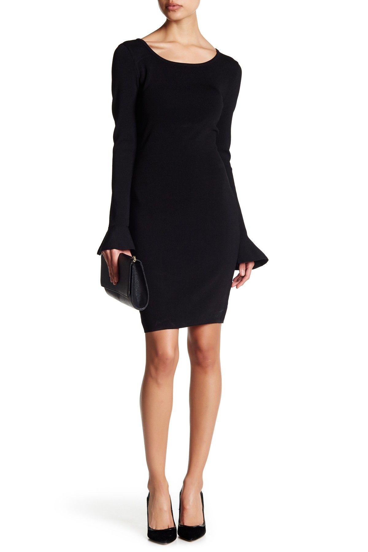 4674b22f6c0 Long Sleeve Bodycon Dress Nordstrom