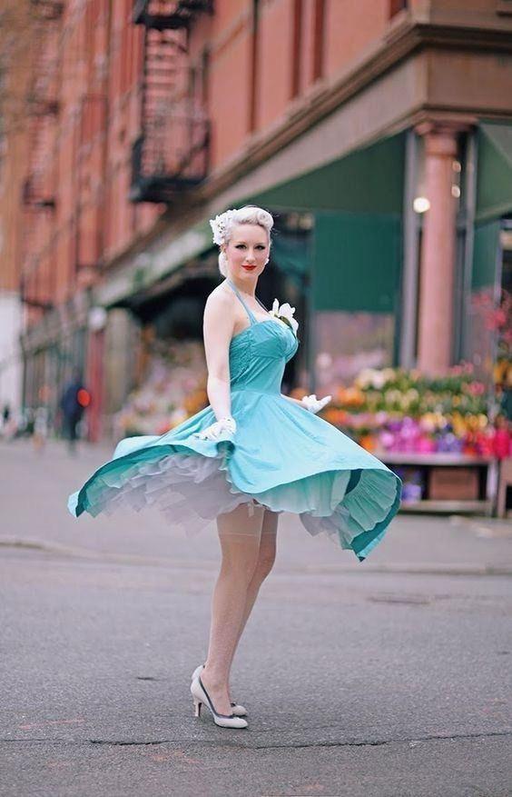 Rachel Ann Jensen – Eleganz der 50er Jahre
