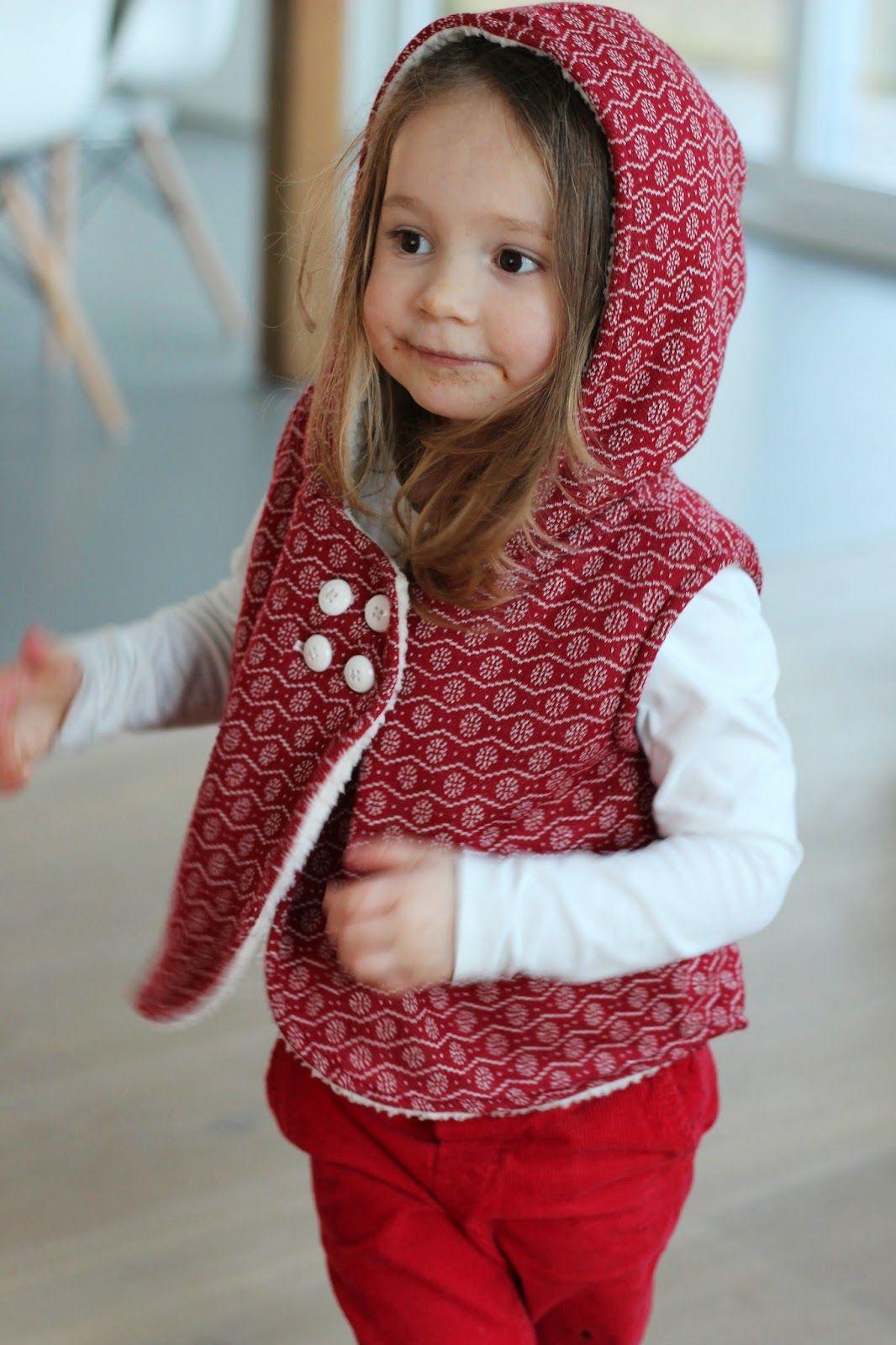 Roodkapje Little Red Riding Hood Minniemie Kinder Kleidung Kinder Klamotten Kinderkleidung