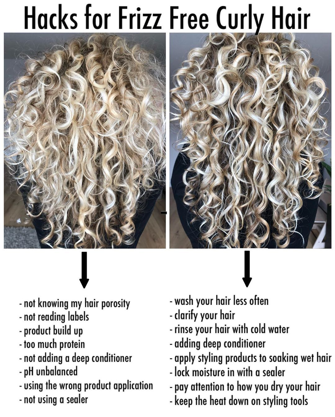 51cc5955d50305f9c49a59d6f38c48e3 - How To Get The Frizz Out Of My Curly Hair