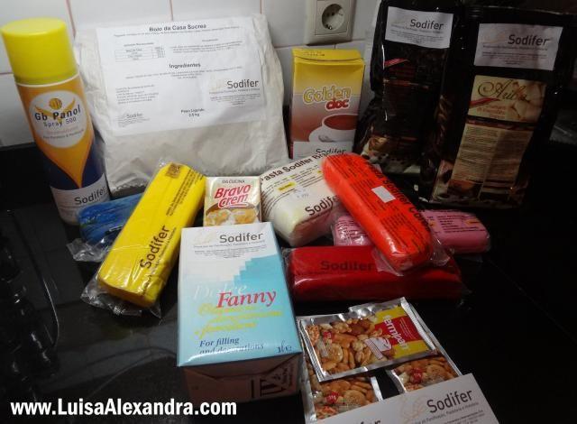 SODIFER • Produtos de Panificação, Pastelaria e Hotelaria