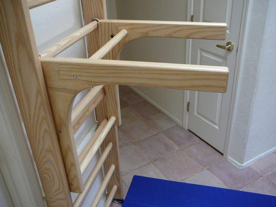 Wall Bars Gym Room At Home Wall Bar Home Made Gym