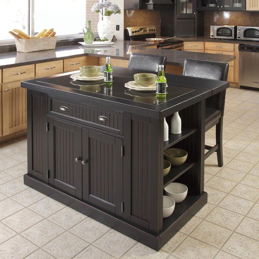 remarkable cheap kitchen islands black kitchen island on kitchen island ideas cheap id=12583