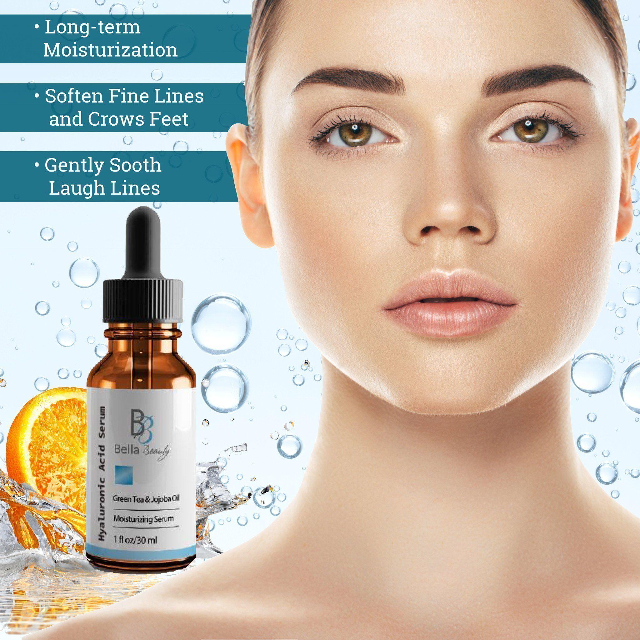 Hyaluronic Acid Serum with Vitamin C BestMakeupFoundation  Best