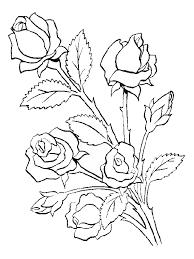 Bildergebnis Für Malvorlagen Blumen Kostenlos Malen Bordado