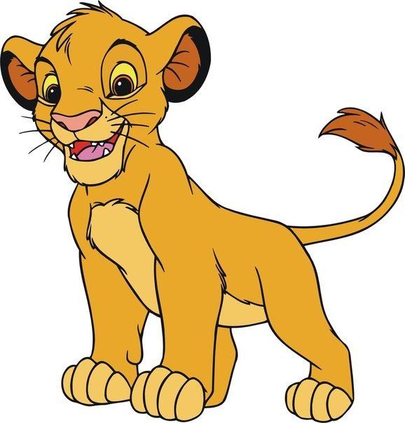 король лев фото симбы