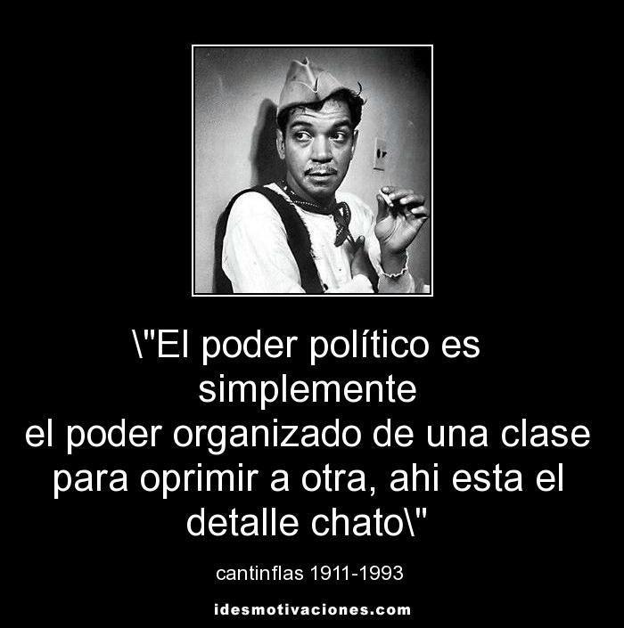 20 Frases de Cantinflas, Más que un Comediante. | Pinterest ...