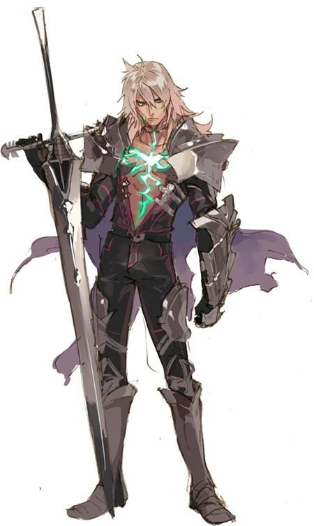 armor fate apocrypha series
