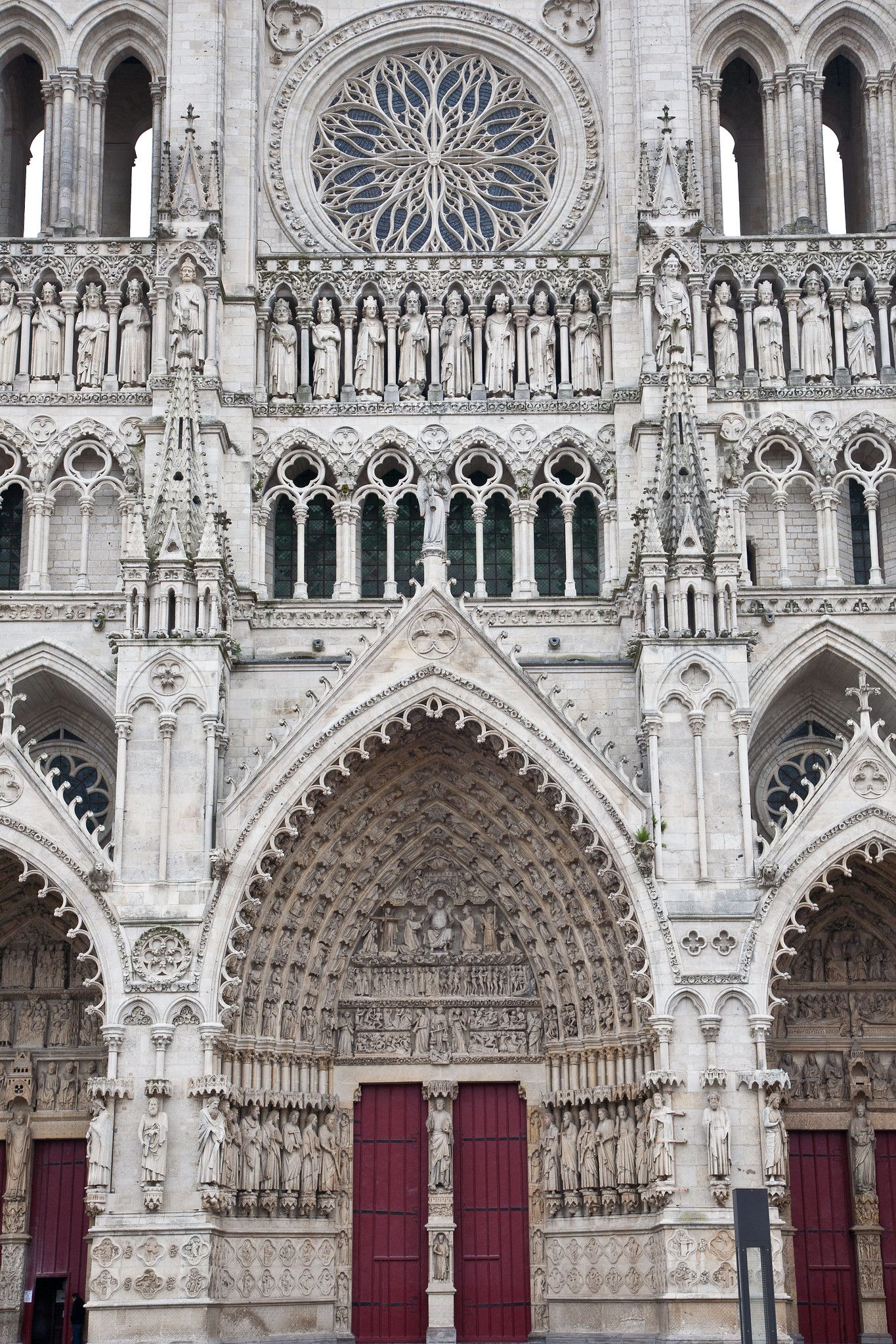 Amiens Cathedral Cathedral French Cathedrals Gothic Cathedrals