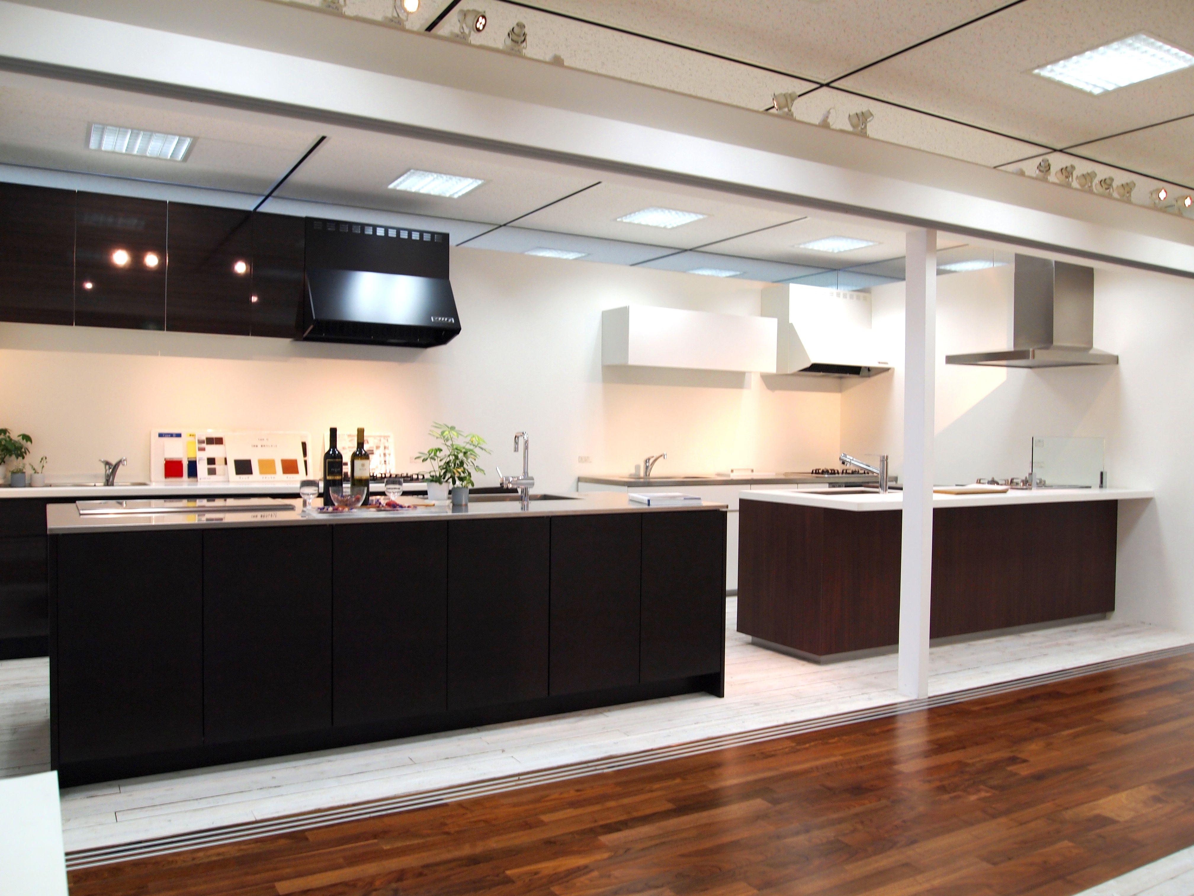システムズ ヤジマと東京組が共同開発したオリジナルキッチン I型