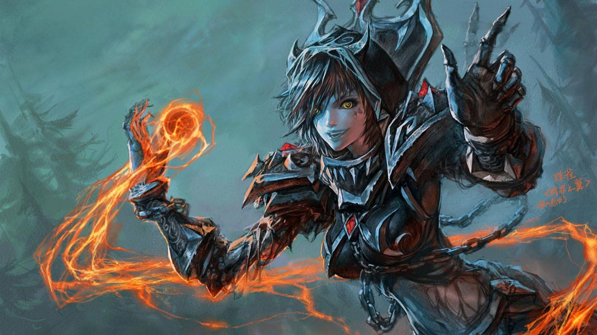 Fantasy Art Magic Shield
